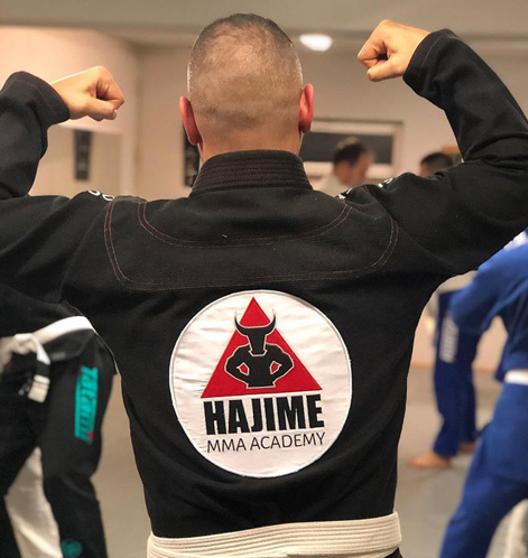 Club Sportiv MMA Hajime Academy
